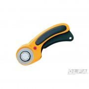 Cuchillo Rotativo de 45mm. para Tela con Doble Sistema de Seguridad