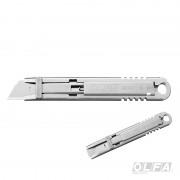 Cuchillo de Seguridad Autoretráctil Acero Inoxidable SK-12