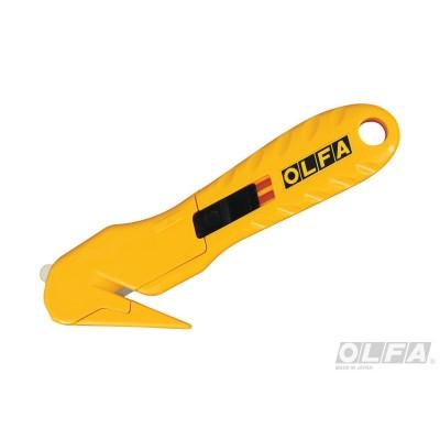 Cuchillo de Máxima Seguridad para Envolturas y Cintas