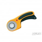 Cuchillo Rotativo de 60mm. para Tela con Doble Sistema de Seguridad